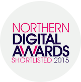 Northern Digital Awards: Shortlisted 2015