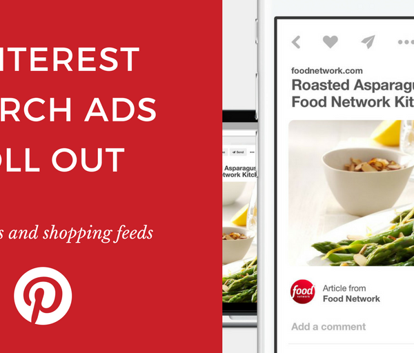 Pinterest Search Ads Roll Out Keywords and Shopping Feeds