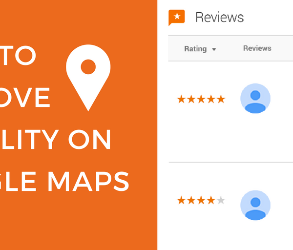 How To Improve Visibility on Google Maps