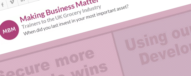 Making Business Matter